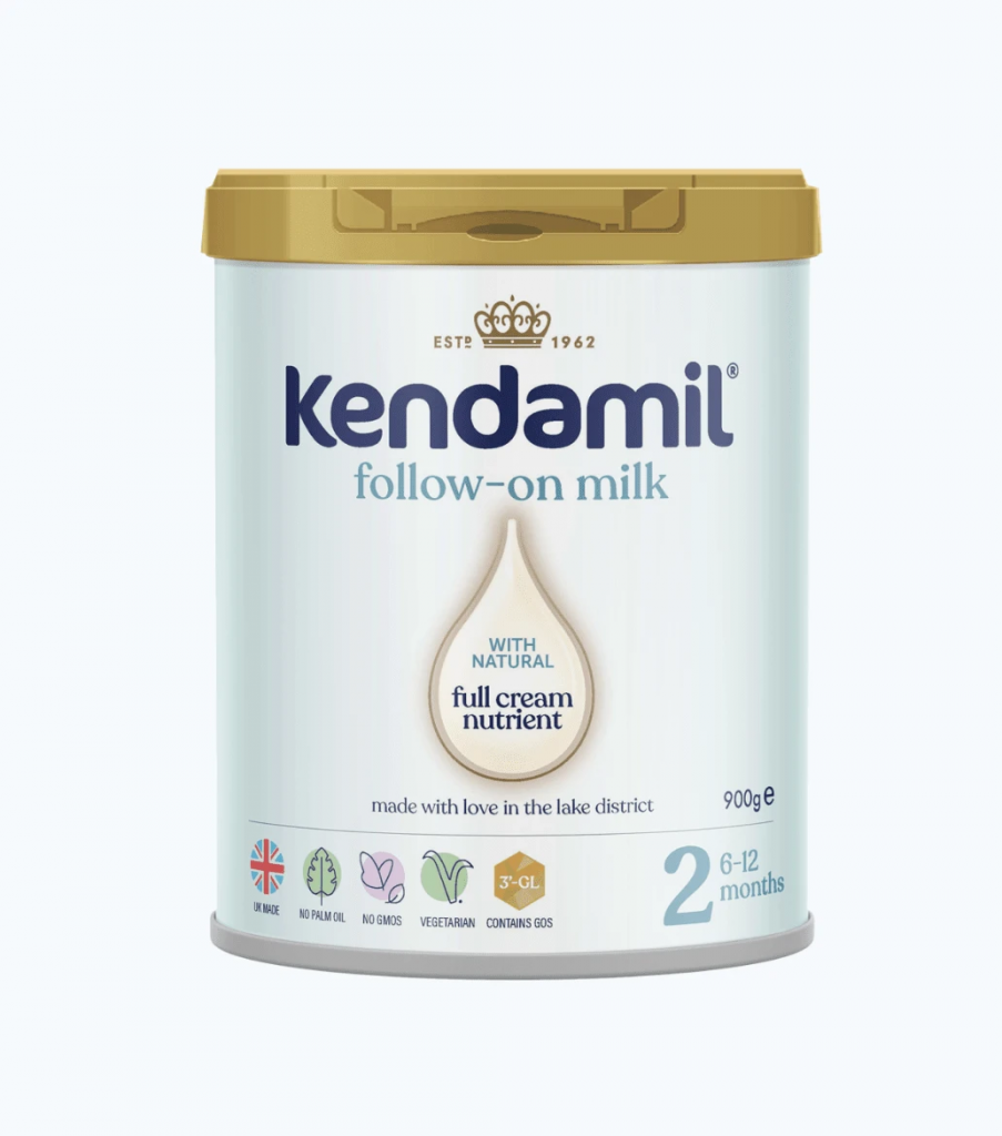 Kendamil Follow-On Milk EU