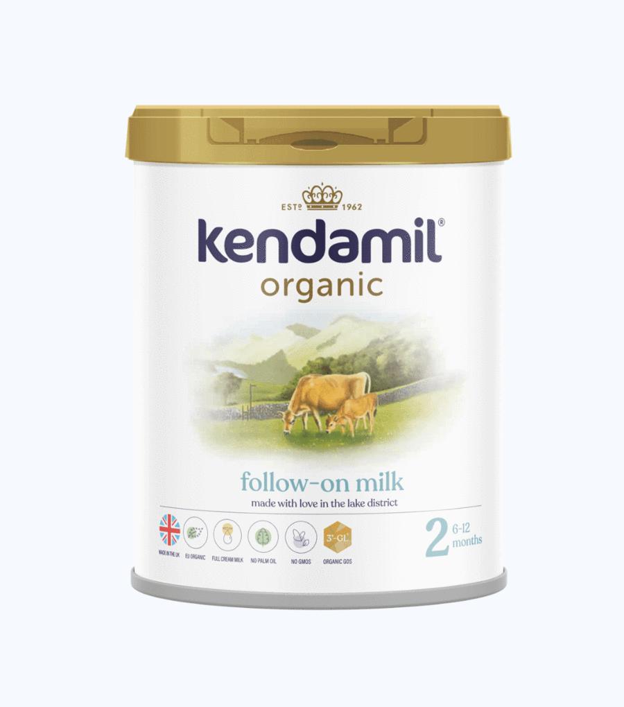 Kendamil EU 2 Organic (6-12 months)