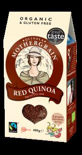 Quinola Mothergrain Quinoa Grain: Red