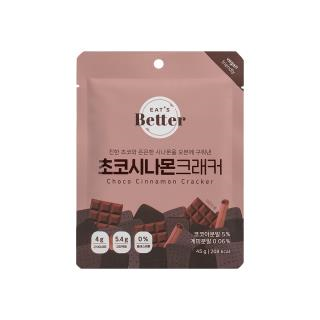 Eats Better Choco Cinnamon Cracker Mini