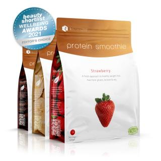 Protein Smoothie Strawberry