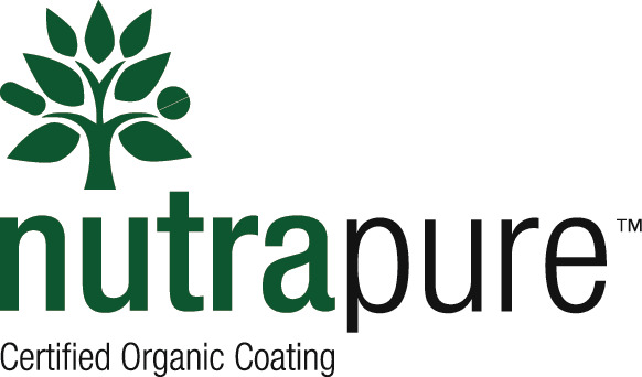 NutraPure™ Certified Organic Coating
