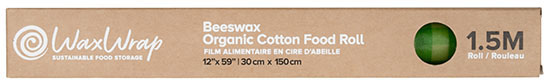 Waxed Cotton Food Roll 30×150 cm