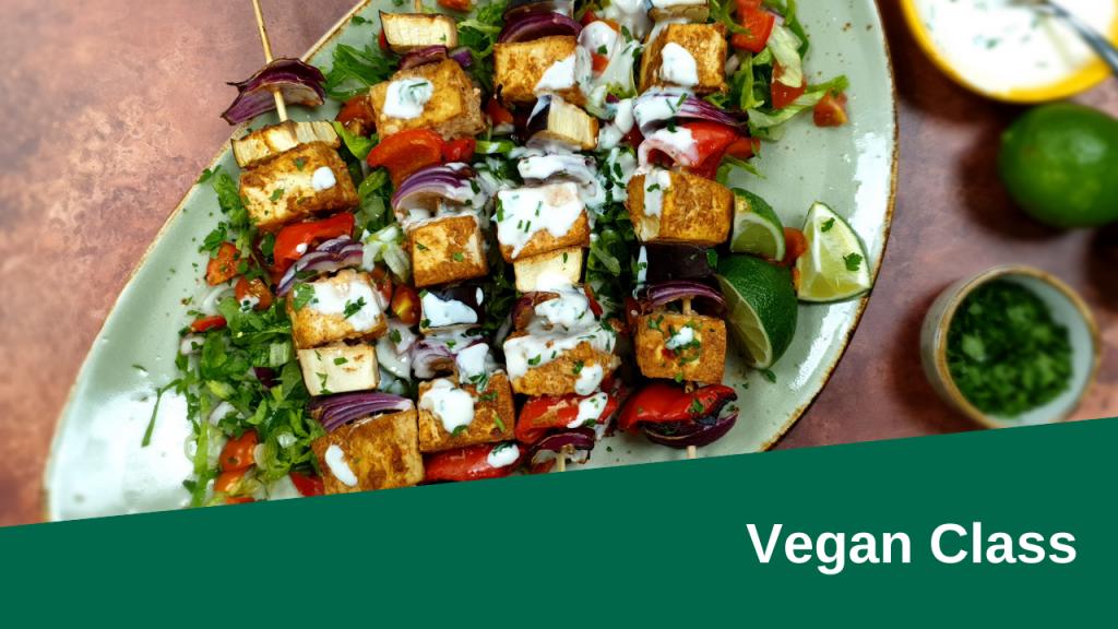 Healthy Vegan – Online Class