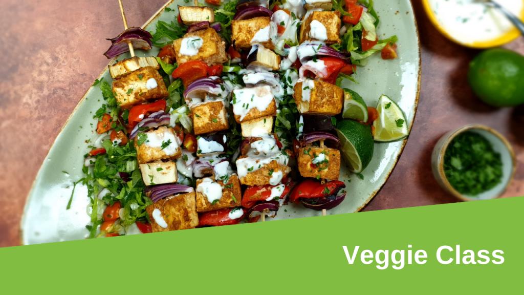 Healthy Veggie – Online Class