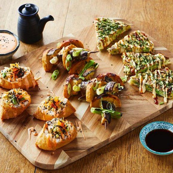 Japanese Sharing Platter