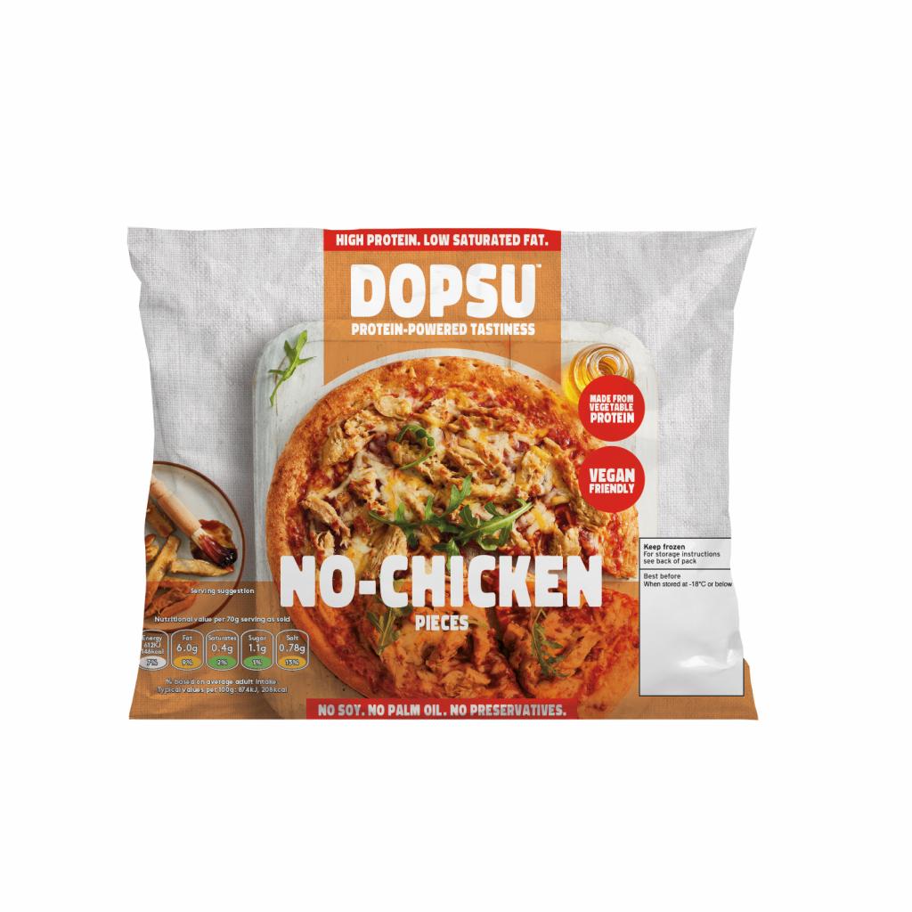 Dopsu No-Chicken Flavour Pieces 280g