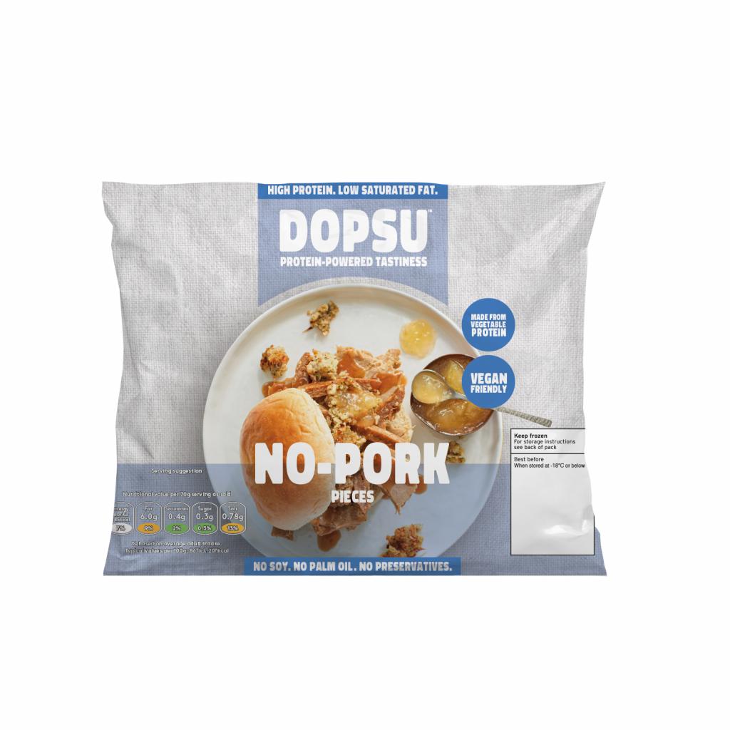 Dopsu No-Pork Flavour Pieces 280g