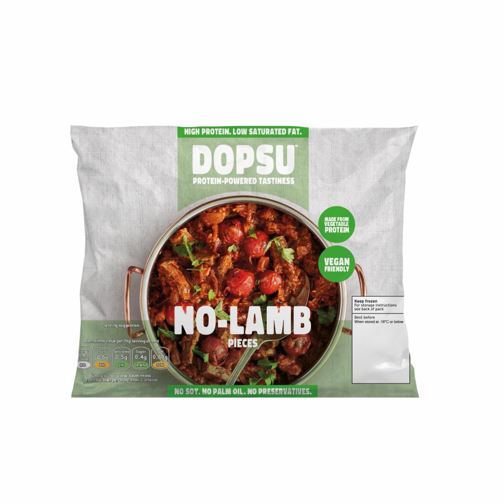 Dopsu No-Lamb Flavour Pieces 280g