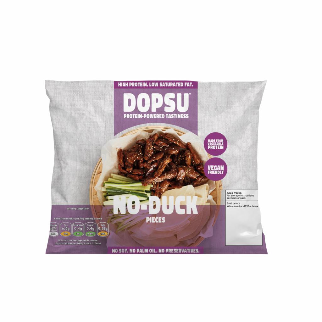 Dopsu No-Duckn Flavour Pieces 280g