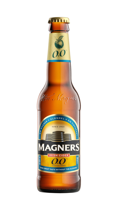 Magners 0.0%