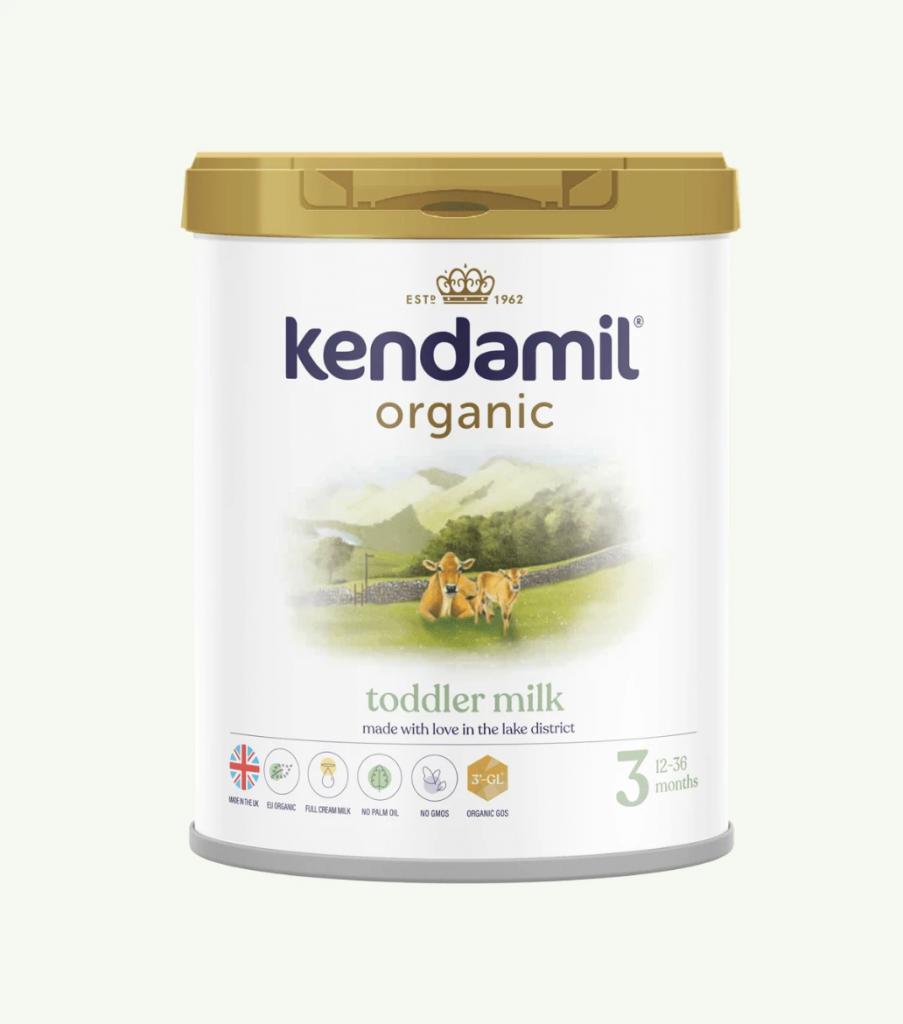 Kendamil EU 3 Organic (12-36 months)