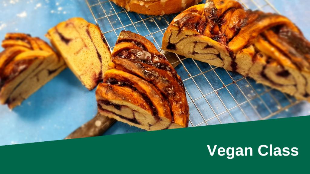 Easy Bread Making (Vegan) – Online Class