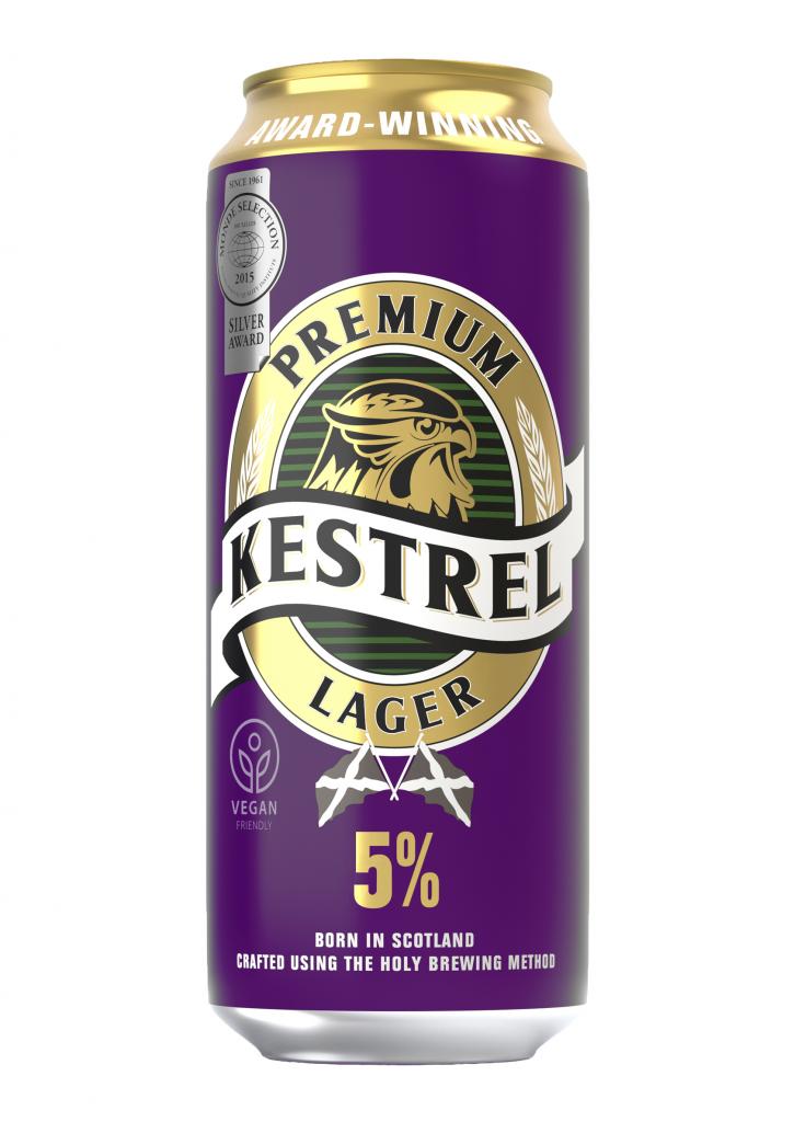 Kestrel Premium Lager