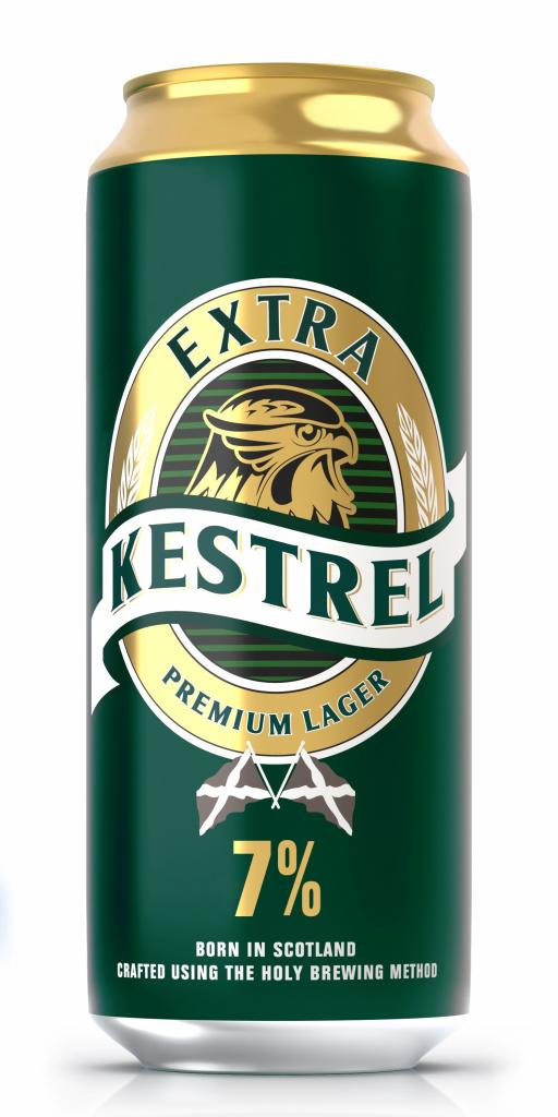 Kestrel Extra Premium Lager