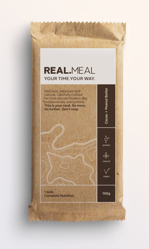 RealMeal, Cacao and Peanut Butter